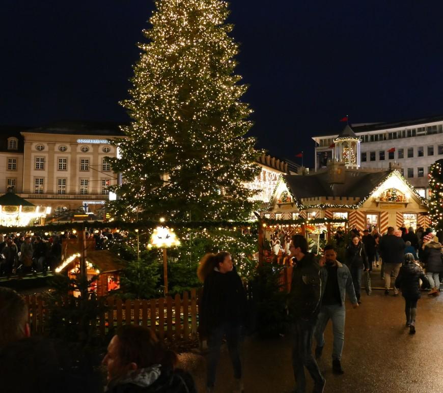 Fairytale Christmas market